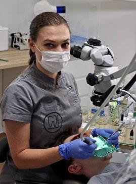 Leczenie kanałowe Stargard - endodoncja